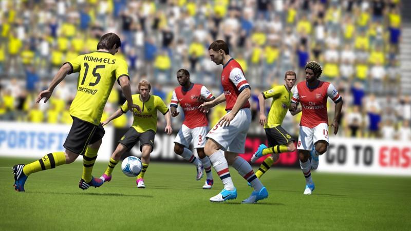 Games Playstation 3 Electronic Arts Fifa 13 im Test, Bild 2
