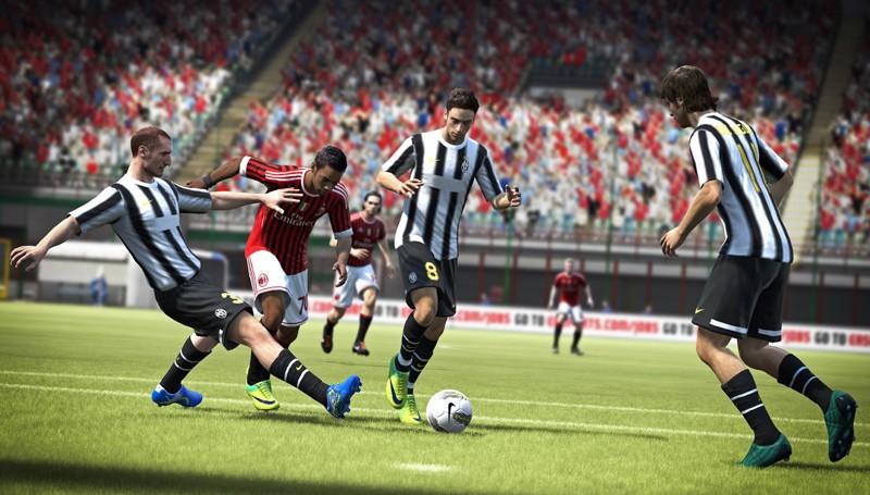 Games Playstation 3 Electronic Arts Fifa 13 im Test, Bild 3