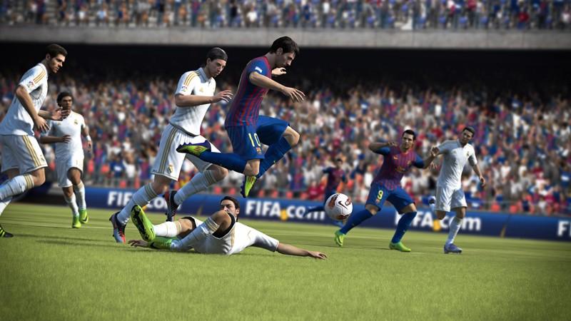 Games Playstation 3 Electronic Arts Fifa 13 im Test, Bild 4