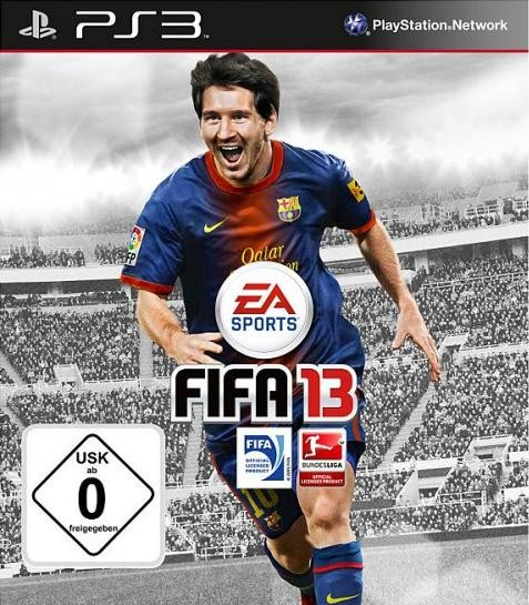 Games Playstation 3 Electronic Arts Fifa 13 im Test, Bild 1