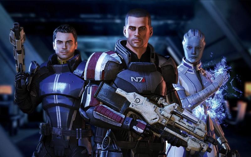 Games Playstation 3 Electronic Arts Mass Effect 3 im Test, Bild 2