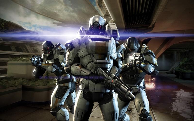 Games Playstation 3 Electronic Arts Mass Effect 3 im Test, Bild 3