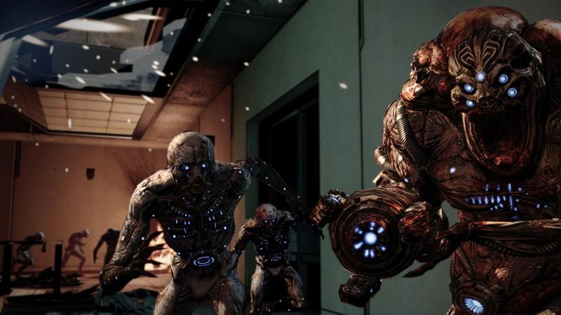 Games Playstation 3 Electronic Arts Mass Effect 3 im Test, Bild 4
