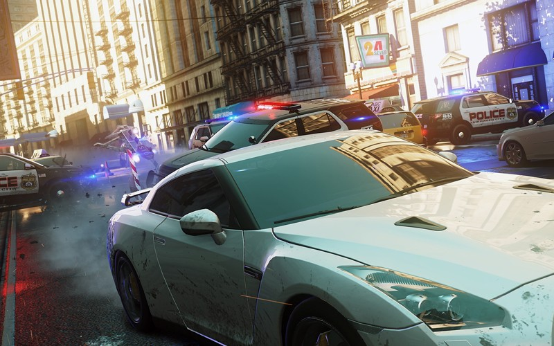 Games Playstation 3 Electronic Arts Need for Speed Most Wanted 2012 im Test, Bild 3