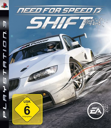 Games Playstation 3 Electronic Arts Need For Speed: Shift im Test, Bild 1