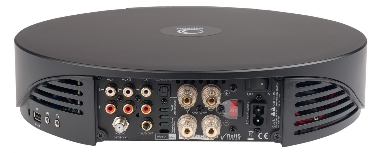 Vollverstärker Elipson Music Center BT HD Chrome Cast B-1 Edition im Test, Bild 2