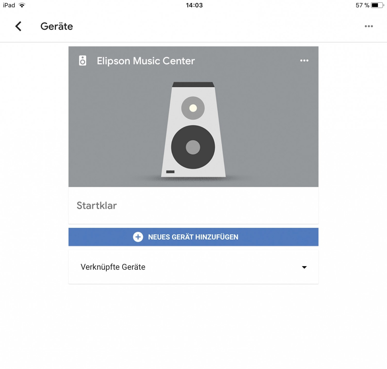 Vollverstärker Elipson Music Center BT HD Chrome Cast B-1 Edition im Test, Bild 8