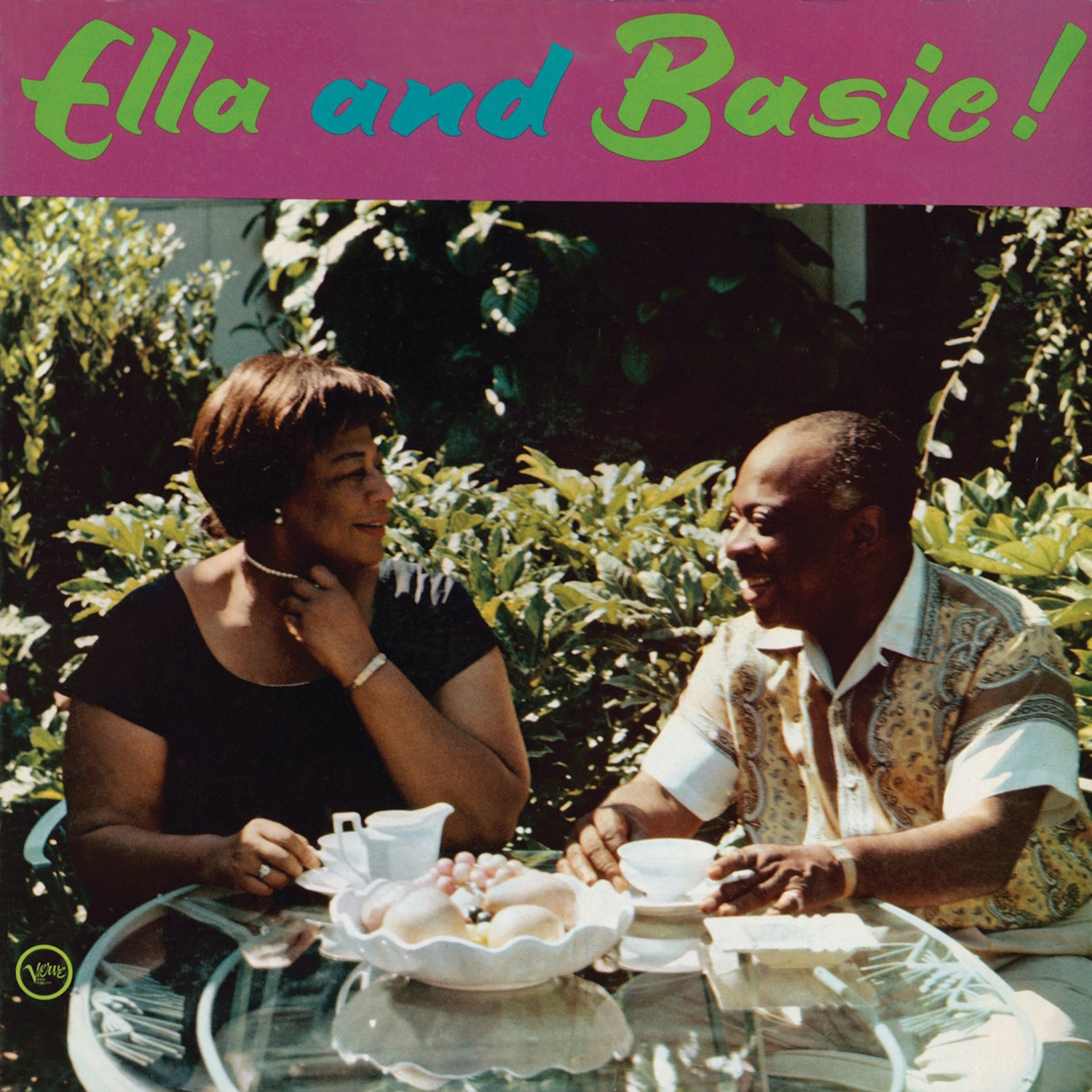 Download Ella Fitzgerald & The Count Basie Orchestra - Ella & Basie: On the Sunny Side of the Street (Universal/Verve) im Test, Bild 1