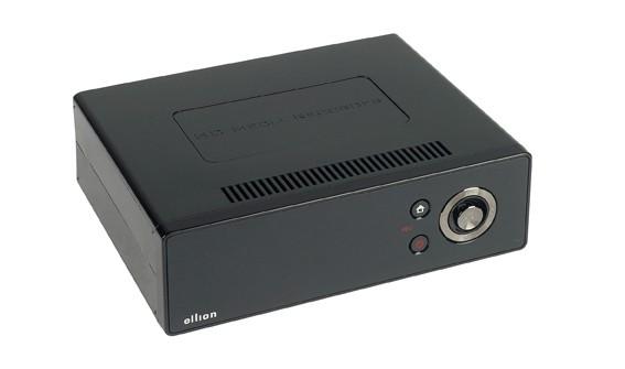 DLNA- / Netzwerk- Clients / Server / Player Ellion HMR-600H im Test, Bild 2