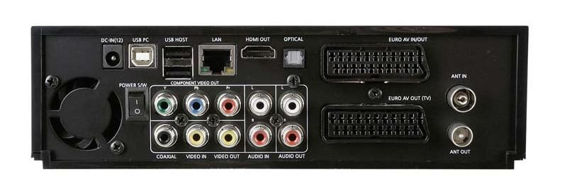 DLNA- / Netzwerk- Clients / Server / Player Ellion X3-TR11 im Test, Bild 12