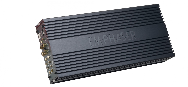 Car-HiFi Endstufe 4-Kanal Emphaser EA-S4 im Test, Bild 7