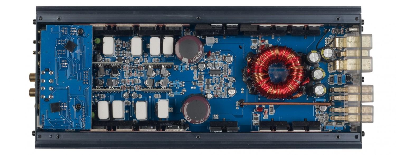 Car-HiFi Endstufe 4-Kanal Emphaser EA-S4 im Test, Bild 8