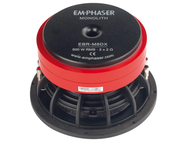 In-Car Subwoofer Gehäuse Emphaser EBR-M8DX, Emphaser EBR-M10DX im Test , Bild 4