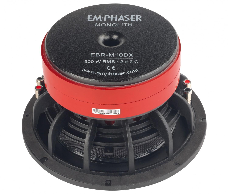 In-Car Subwoofer Gehäuse Emphaser EBR-M8DX, Emphaser EBR-M10DX im Test , Bild 5
