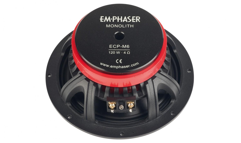 In-Car Lautsprecher Emphaser ECP-M4, Emphaser ECP-M5, Emphaser ECP-M6 im Test , Bild 8