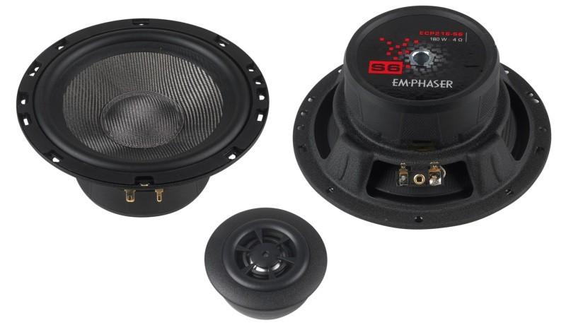 Car-HiFi-Lautsprecher 16cm Emphaser ECP216S6 im Test, Bild 8