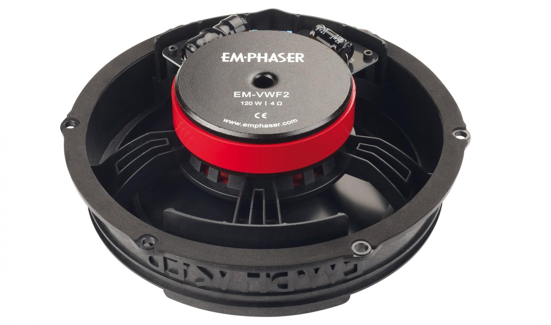 In-Car Lautsprecher fahrzeugspezifisch Emphaser EM-VWF2 im Test, Bild 2