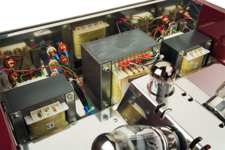 Röhrenverstärker Encore Seven Egg-Shell Prestige 12 WKT im Test, Bild 11