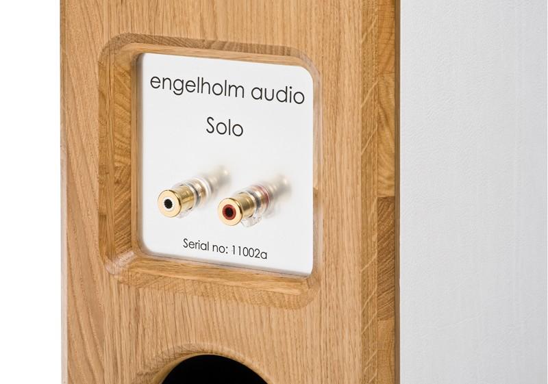 Lautsprecher Stereo Engelholm Solo im Test, Bild 5