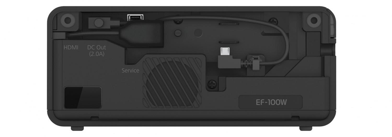 Beamer Epson EF-100 im Test, Bild 6