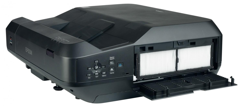 Beamer Epson EH-LS100 im Test, Bild 2