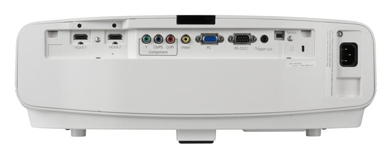 Beamer Epson EH-TW7200 im Test, Bild 2