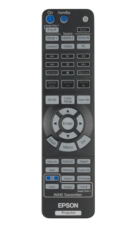 Beamer Epson EH-TW7200 im Test, Bild 3