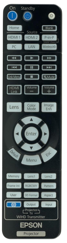 Beamer Epson EH-TW9300W im Test, Bild 2