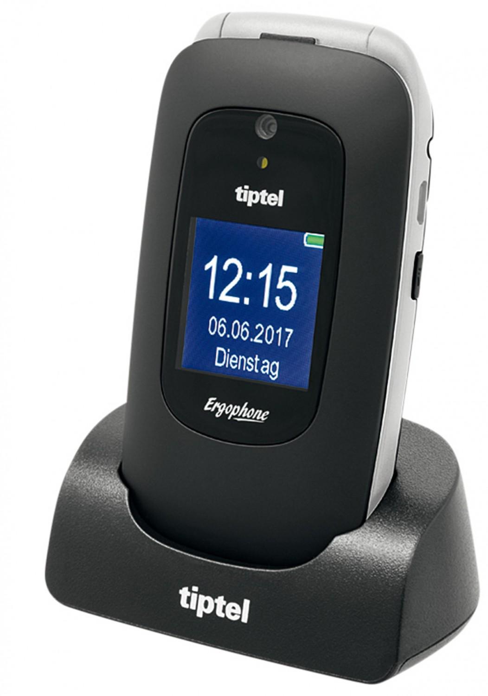 Smartphones Ergophone 6220, 6222, 6223, 6224 Klapphandy im Test, Bild 2