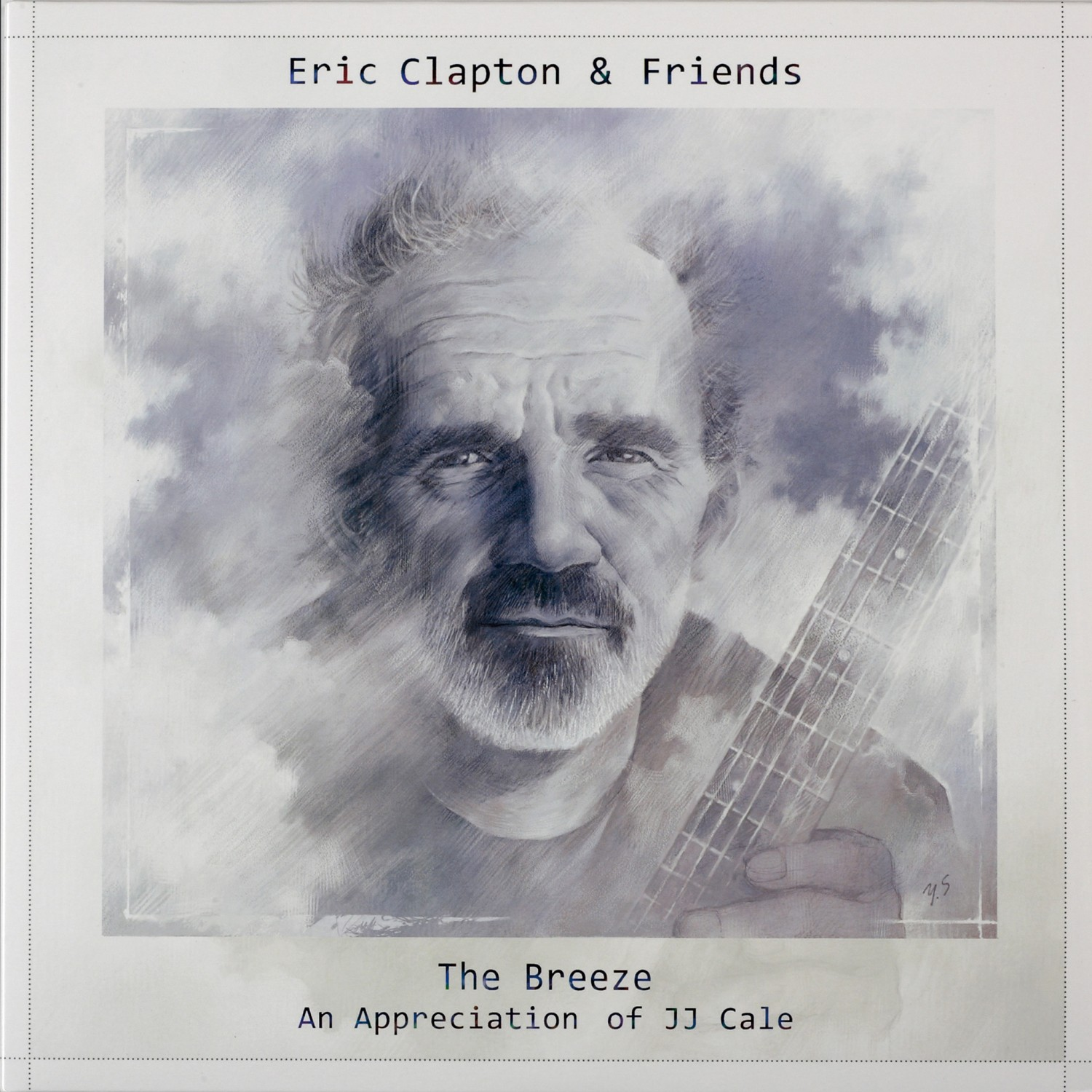 Schallplatte Eric Clapton & Friends - The Breeze – An Appreciation of JJ Cale (Bushbranch/Surfdog) im Test, Bild 1