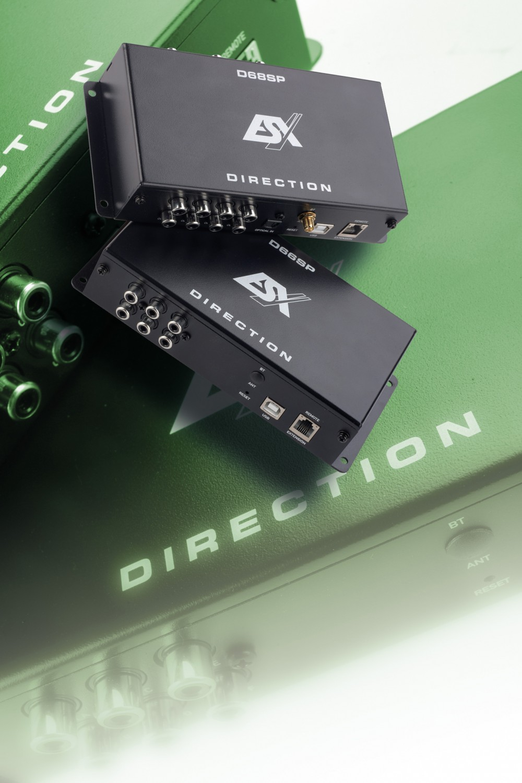 Soundprozessoren ESX D66SP + D68SP im Test, Bild 1