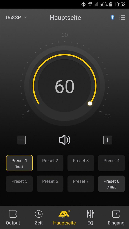 Soundprozessoren ESX D66SP + D68SP im Test, Bild 9