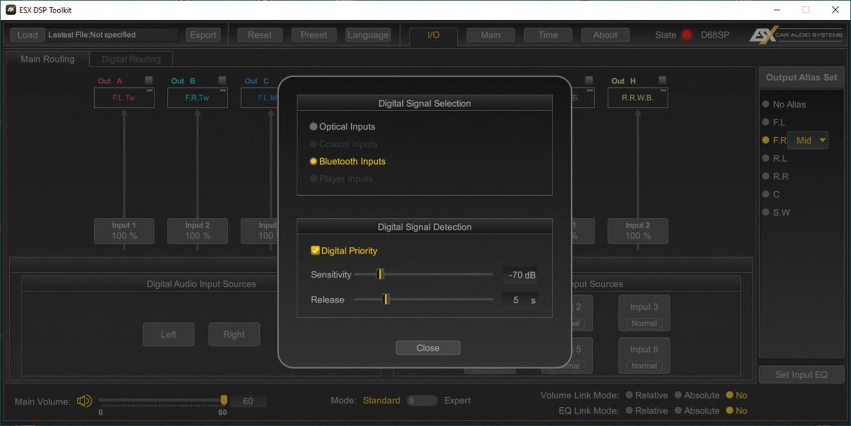 Soundprozessoren ESX D66SP + D68SP im Test, Bild 10