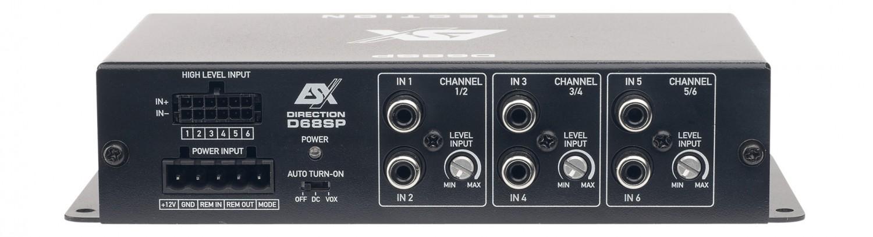 Soundprozessoren ESX D66SP + D68SP im Test, Bild 11