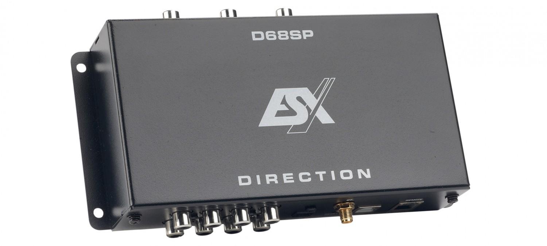 Soundprozessoren ESX D66SP + D68SP im Test, Bild 16