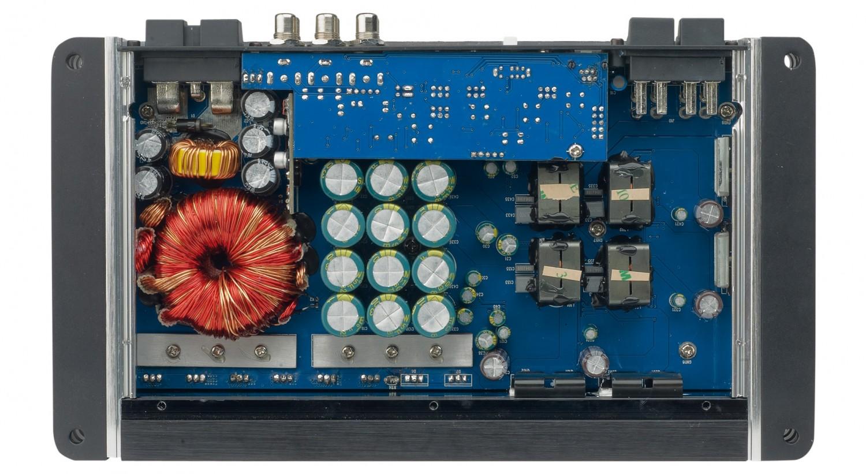 Car-HiFi Endstufe 4-Kanal ESX QE1200.4 im Test, Bild 2