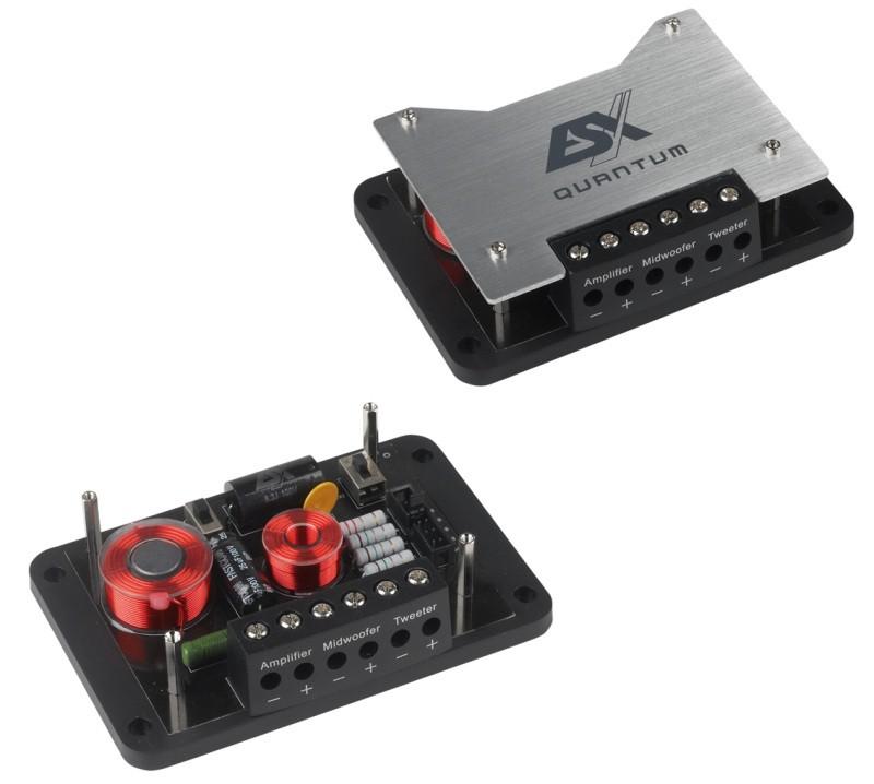 Car-HiFi-Lautsprecher 16cm ESX QE6.2c im Test, Bild 12