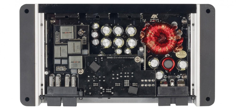 Car-HiFi Endstufe 4-Kanal ESX QL600.4 im Test, Bild 13