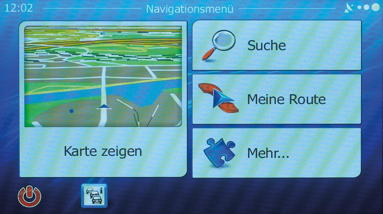 Naviceiver ESX VN735 VW-U1 im Test, Bild 3
