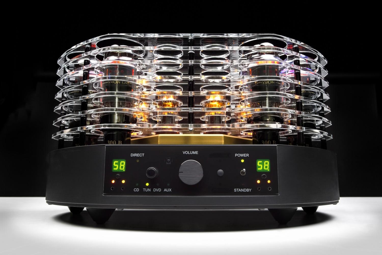 Röhrenverstärker Eternity-Jo ET2–300B im Test, Bild 1