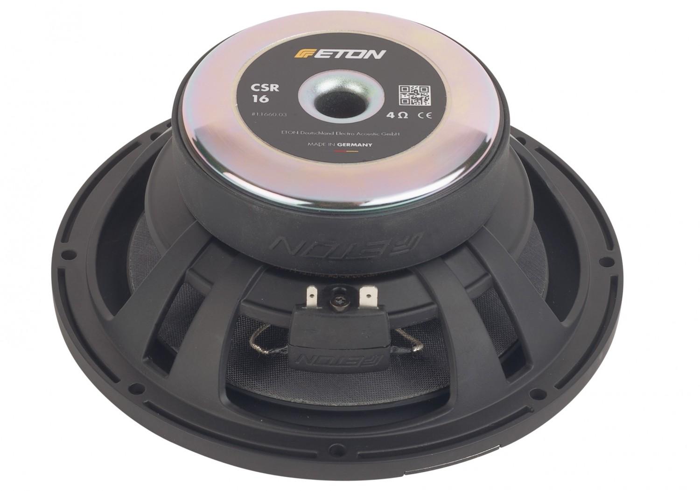 Car-HiFi-Lautsprecher 16cm Eton CSR 16 im Test, Bild 2