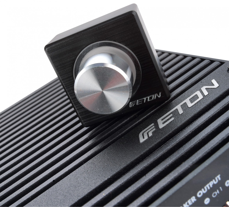 In-Car Endstufe 4-Kanal Eton Mini 150.4 DSP im Test, Bild 13