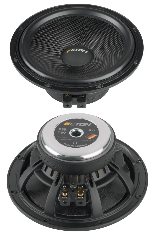 Car-HiFi-Lautsprecher 16cm Eton RSR 160 im Test, Bild 2