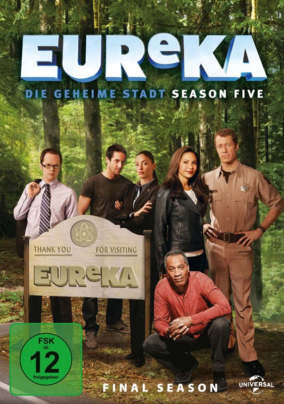 DVD Film EUReKA – Season Five (Universal) im Test, Bild 1