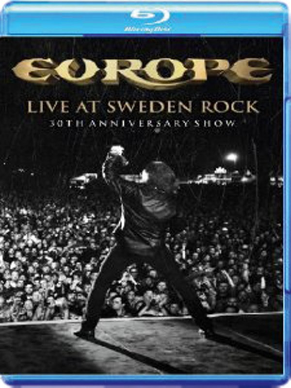 Blu-ray Musik Europe Live at Sweden Rock (Edel) im Test, Bild 1