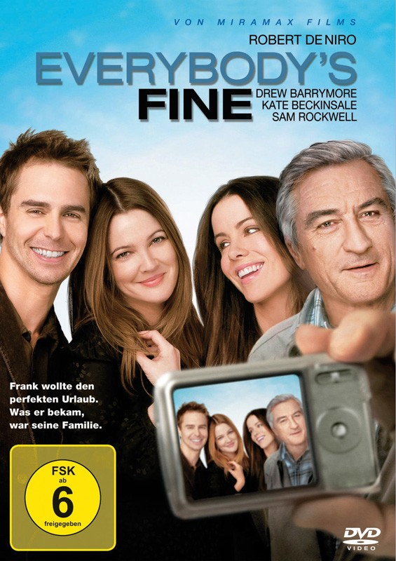 DVD Film Everybody's Fine (Walt Disney) im Test, Bild 1