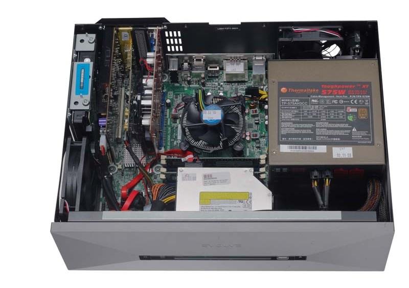 DLNA- / Netzwerk- Clients / Server / Player Evolve Media Lifestation im Test, Bild 4