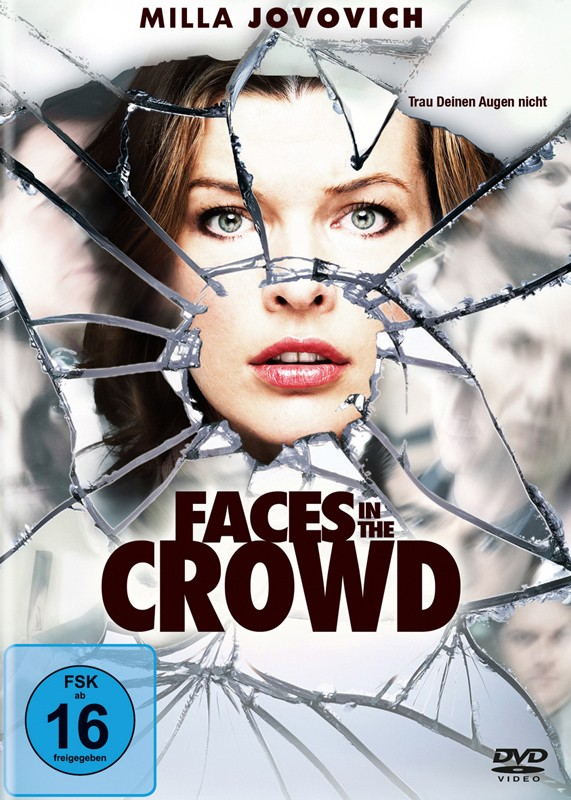 DVD Film Faces in the Crowd (Sony Pictures) im Test, Bild 1