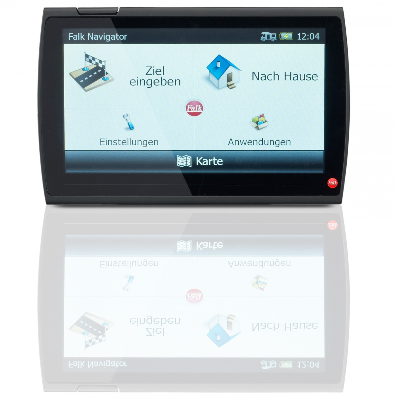 Portable Navigationssysteme Falk Neo 640 Camper im Test, Bild 1