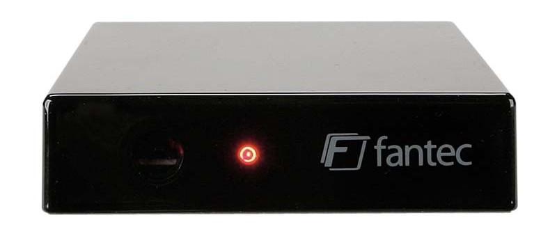 DLNA- / Netzwerk- Clients / Server / Player Fantec MM-CH26US im Test, Bild 1